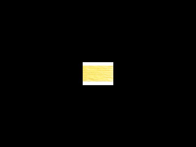 DMC Pearl Cotton Skeins Size 3 - 16.4 Yards-Light Lemon