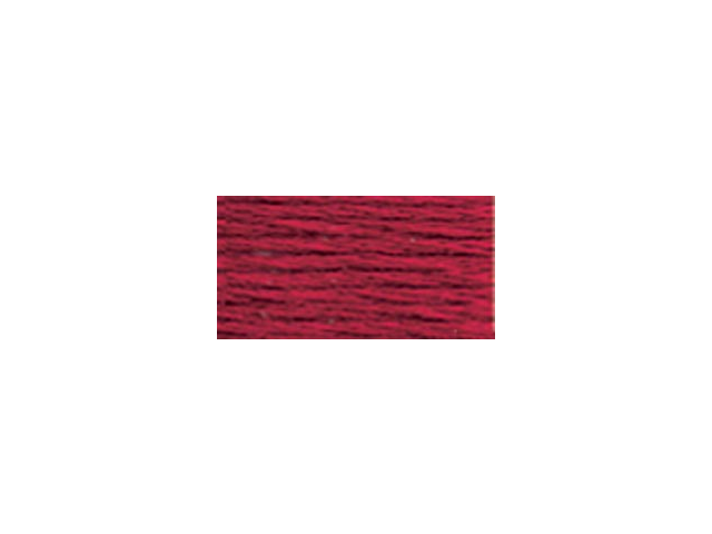 DMC Pearl Cotton Skeins Size 3 - 16.4 Yards-Garnet