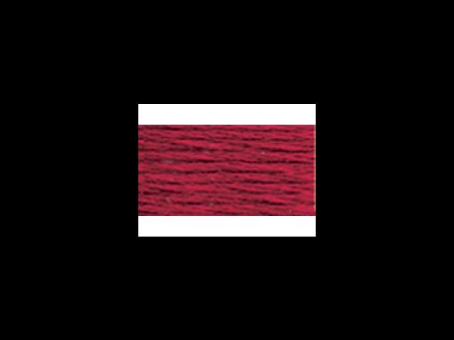 DMC Pearl Cotton Skeins Size 3 - 16.4 Yards-Garnet