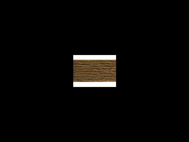 DMC Pearl Cotton Skeins Size 5 - 27.3 Yards-Very Dark Golden Olive