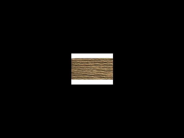 DMC Pearl Cotton Skeins Size 3 - 16.4 Yards-Medium Beige Brown