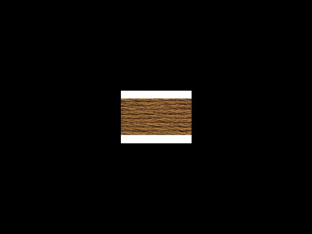 DMC Pearl Cotton Skeins Size 5 - 27.3 Yards-Very Dark Hazelnut Brown