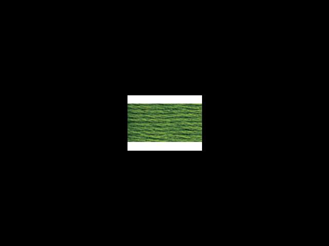DMC Pearl Cotton Skeins Size 3 - 16.4 Yards-Dark Parrot Green