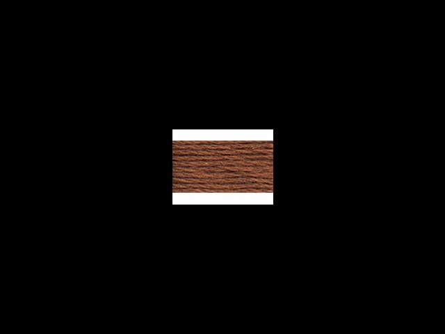 DMC Pearl Cotton Skeins Size 3 - 16.4 Yards-Ultra Very Dark Desert Sand