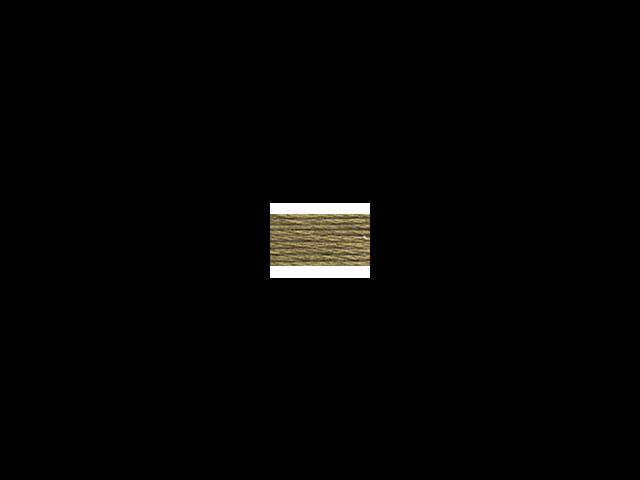 DMC Pearl Cotton Skeins Size 3 - 16.4 Yards-Very Dark Beige Gray
