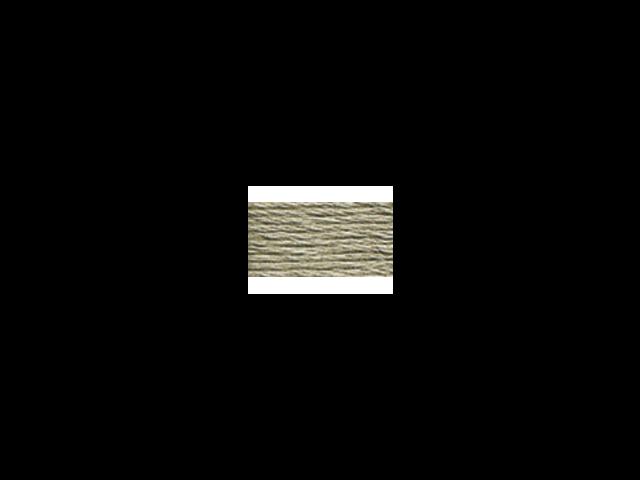 DMC Pearl Cotton Skeins Size 5 - 27.3 Yards-Medium Beaver Grey