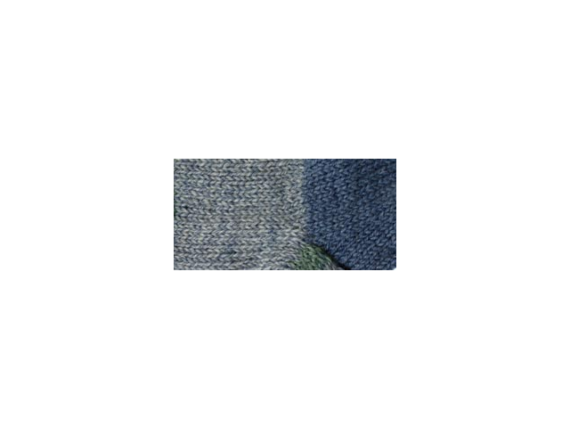 Kroy Socks Yarn-Green Striped