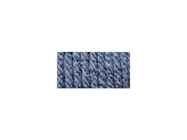 Super Value Solid Yarn-Steel Blue Heather