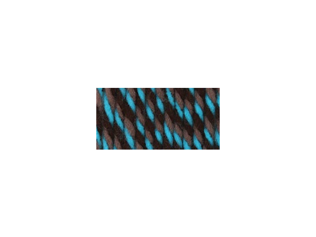 Softee Chunky Yarn-Teal Twists