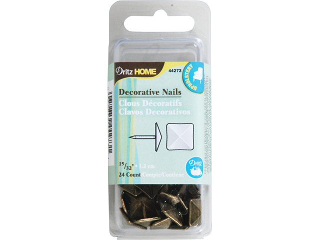 Upholstery Decorative Nails 15/32