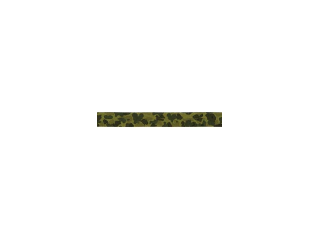 Camouflage GG Ribbon 5/8