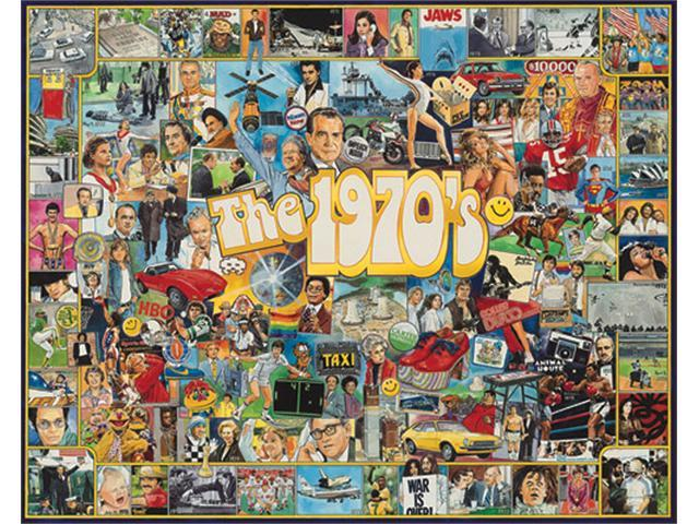 Jigsaw Puzzle Ultimate Trivia 1000 Pieces 24