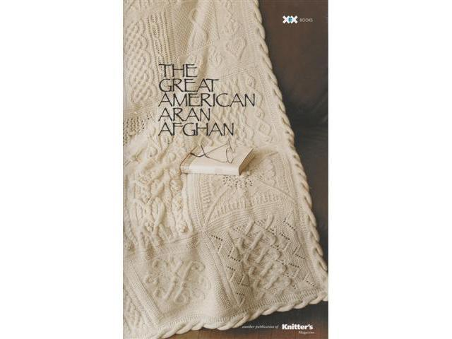 XRX Books-The Great American Aran Afghan