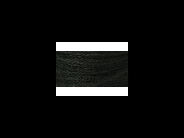 Twisted Burlap String 50 Yards-Black