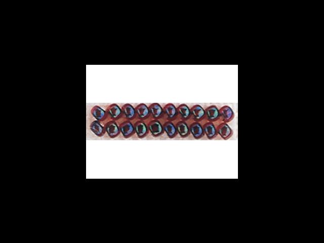 Mill Hill Glass Seed Beads Economy Pack 9.08 Grams/Pkg-Garnet