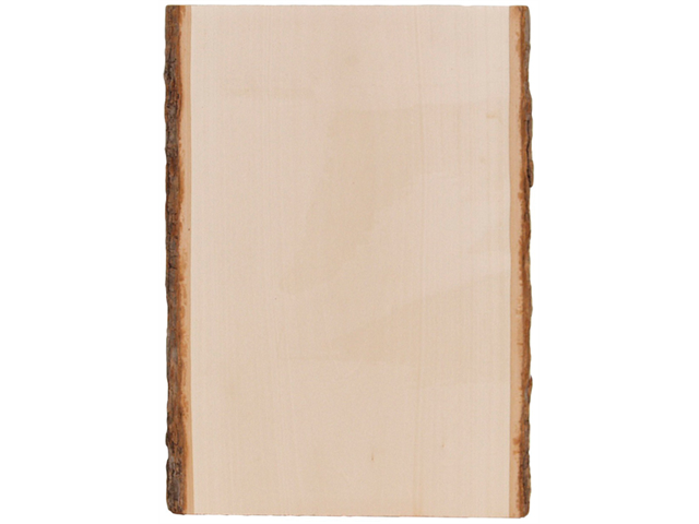 Basswood Country Rectangle Plank-9