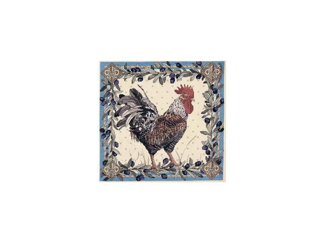 Rooster Counted Cross Stitch Kit-12-1/2