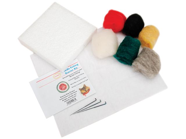 Needle Felting Starter Kit-
