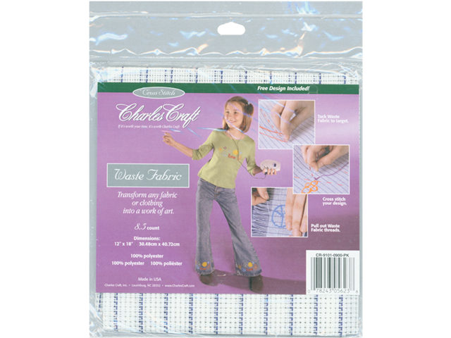 Waste Canvas 8.5 Count 12