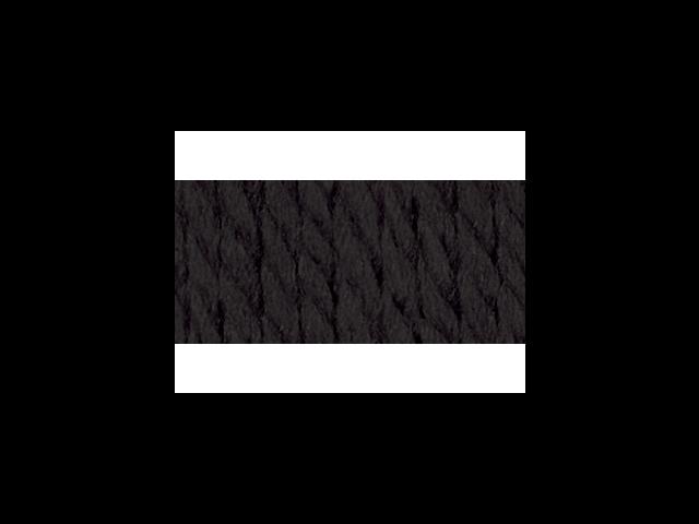 Spinrite 68851 Classic Wool Yarn-Black