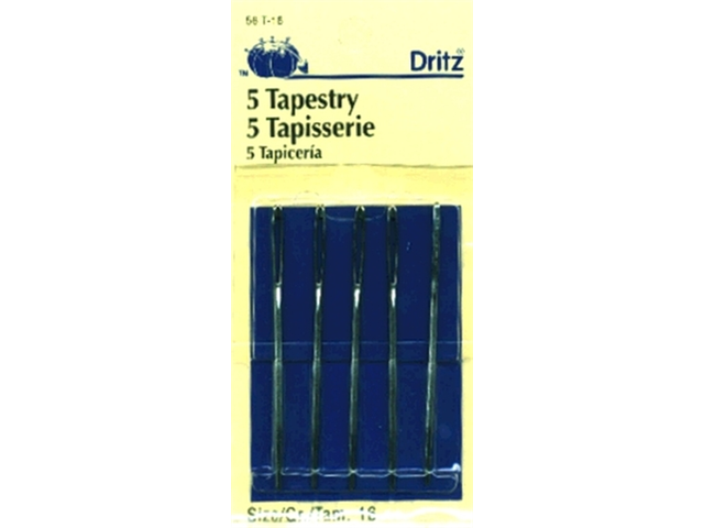 Tapestry Hand Needles-Size 16 6/Pkg