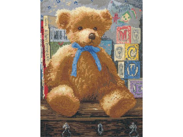 Thomas Kinkade A Trusted Friend Counted Cross Stitch Kit-11