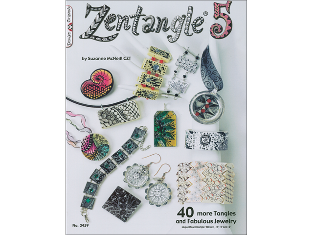 Design Originals-Zentangle 5