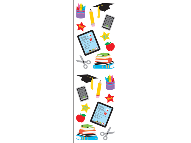 Mrs. Grossman's Stickers-School Stuff