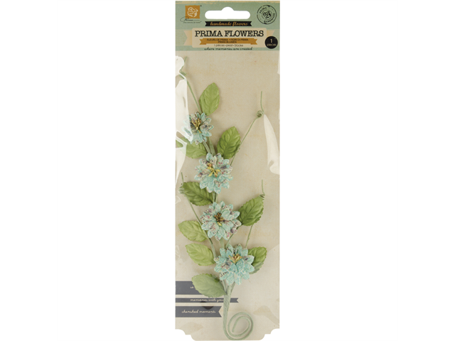 Fairy Belle Handmade Paper Flowers-Button Vine 8