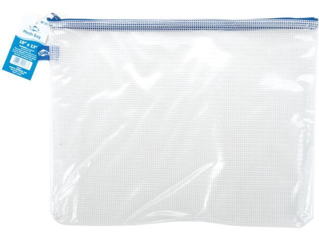 Mesh Bag W/Zipper 10