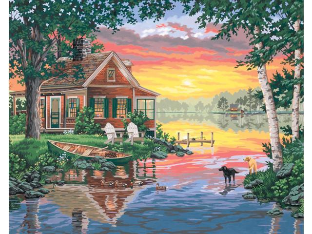 Paint By Number Kit 20