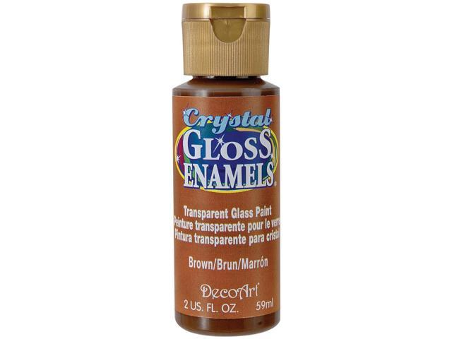Crystal Gloss Enamels 2 Ounces-Turquoise