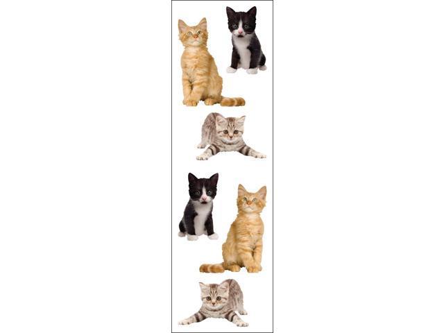 Mrs. Grossman's Stickers-Adorable Kittens