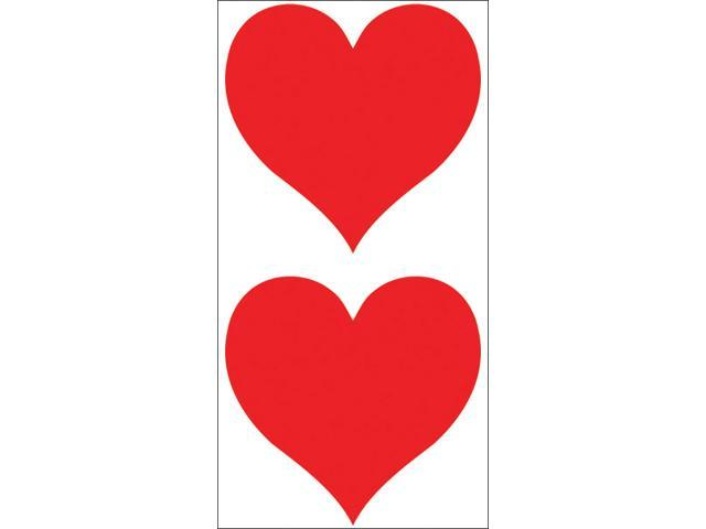 Mrs. Grossman's Stickers-Red Heart
