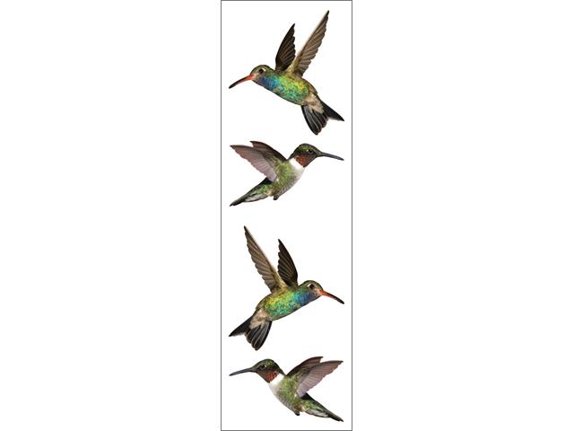 Mrs. Grossman's Stickers-Hummingbirds