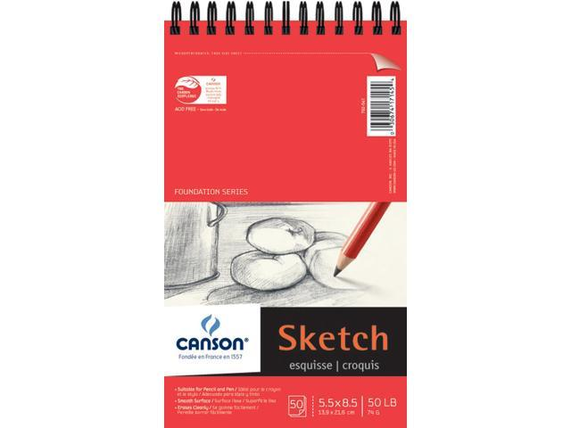 Foundation Wire Bound Sketch Pad 5.5