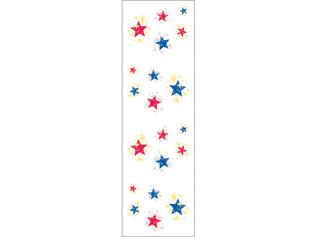 Mrs. Grossman's Stickers-Twinkle Stars
