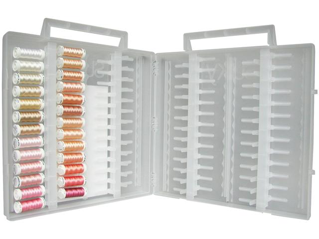 Sulky 40wt Rayon Light Fleshtones Assortment-Size 40 Rayon