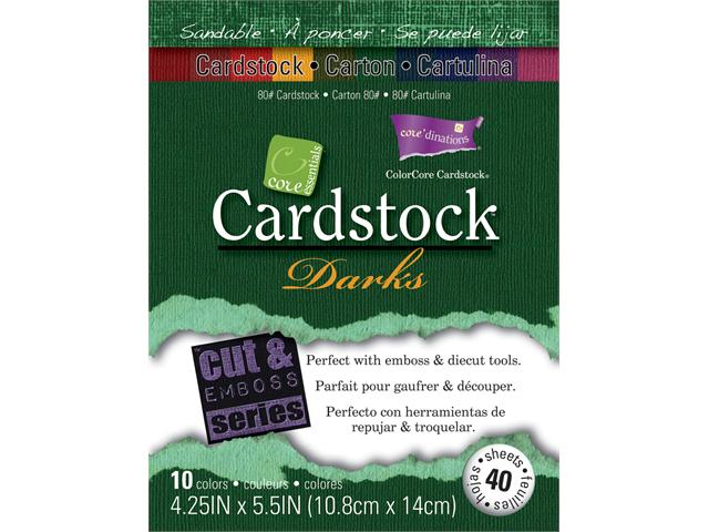 Core'dination Core Essential Cardstock 4.25