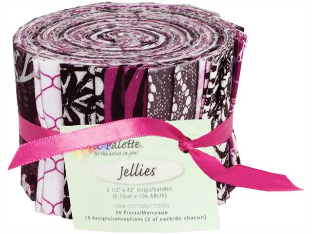 Fabric Palette Jellies 100% Cotton 2.5