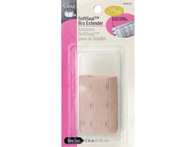 Soft Seal Bra Extender 2-1/4