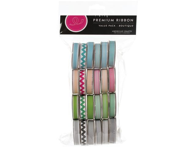 Value Pack Premium Ribbon 24 Spools (.375