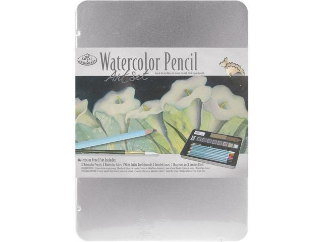 Watercolor Pencil Art Set-20 Pieces