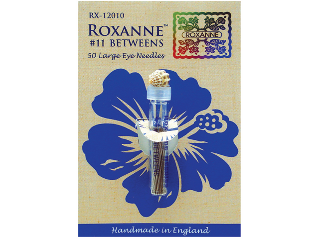 Roxanne Betweens Hand Needles 50/Pkg-Size 11