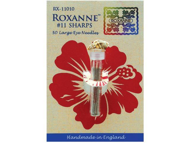 Roxanne Sharps Hand Needles 50/Pkg-Size 11