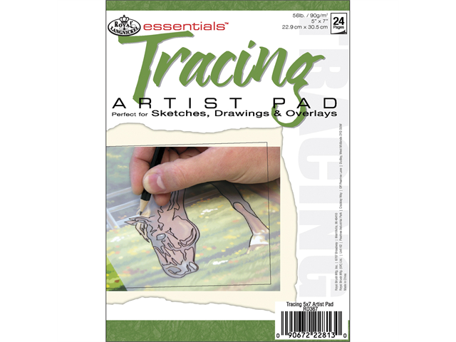 Essentials Tracing Paper Pad 5