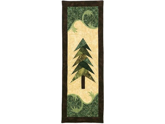 Jeri Kelly Patterns-Misty Pine Wallhanging