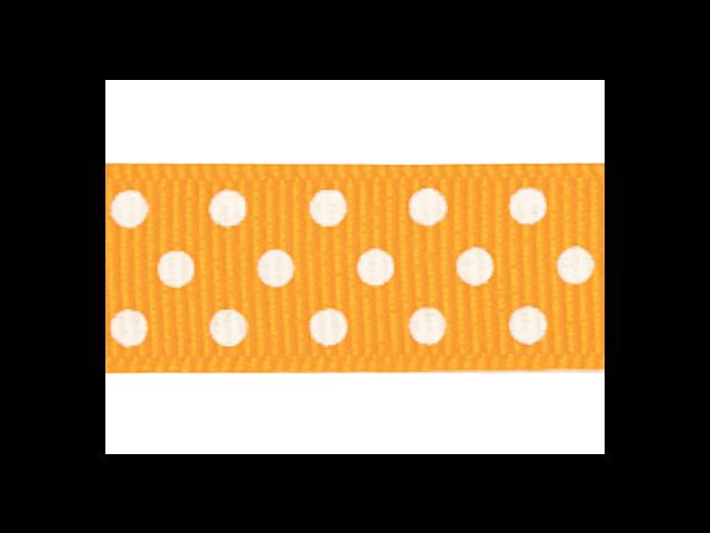Confetti Dots Ribbon 5/8