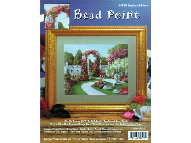 Garden Of Peace Bead Point Kit-8