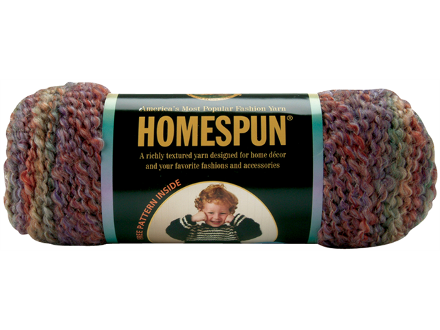 Homespun Yarn-Corinthian
